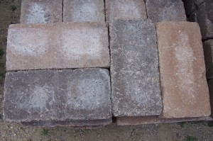 wall or paver