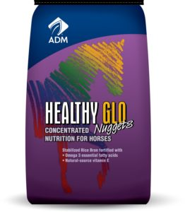 Concentrated Nutrition Horse Feed, 40-lb bag